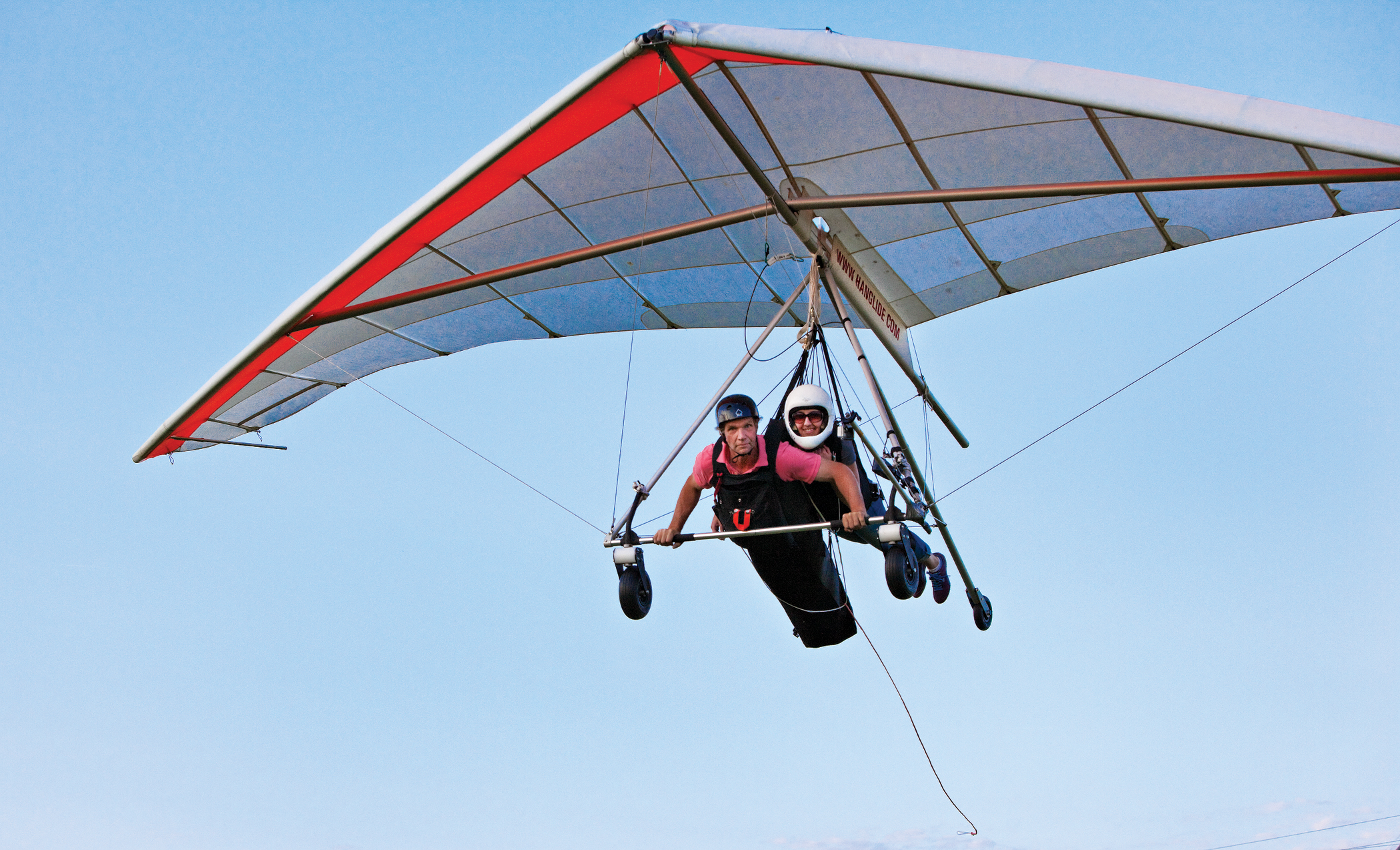 Hang Gliding New York