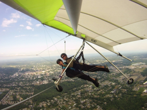 New Jersey Hang Gliding