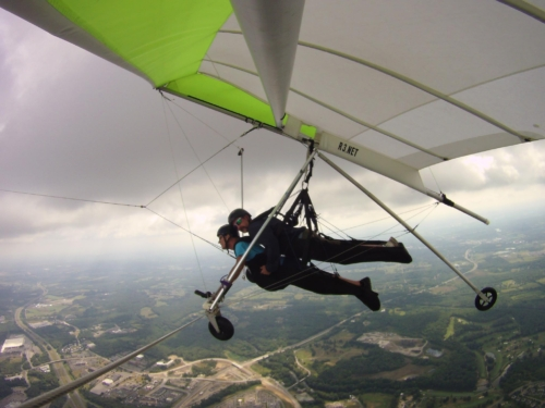 Manhattan Hang Gliding