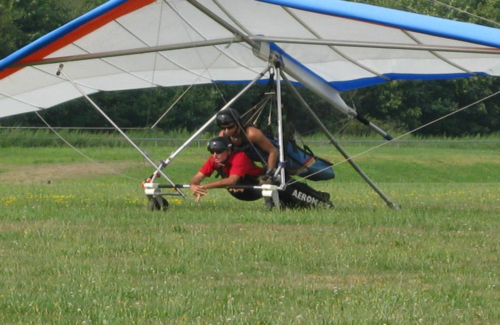 Hang Gliding New Jersey